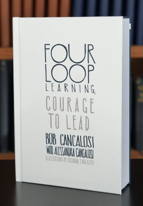 Courage to Lead Book Photo